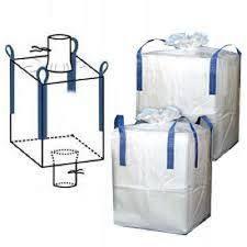 Worek Big Bag Bagi NOWY ! HURT ! 90/90/140 cm lej zasyp/wysyp 1000 kg