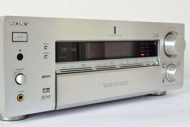 Sony STR DB 870 amplituner w bdb stanie. 100W na kanał System 5.