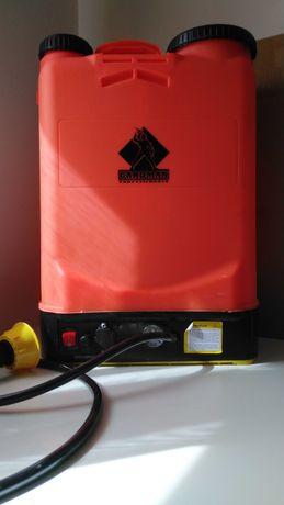 Pulverizador Regador Chuveiro Eletrico campismo jardim 16lt + Garantia