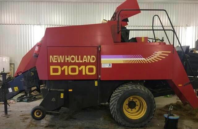 New Holland D 1010