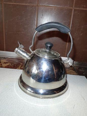 Чайник из нержавейки