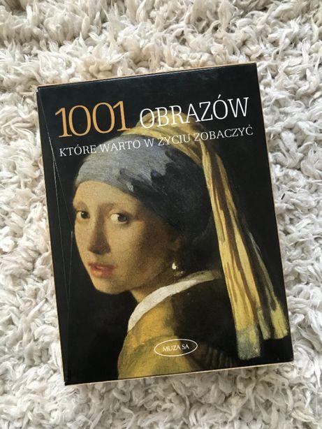 1001 obrazów które warto w życiu zobaczyć, książka