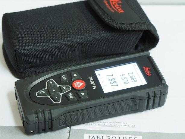 LEICA X4 dalmierz laserowy X 4 kamera wurth bti Zoom x4