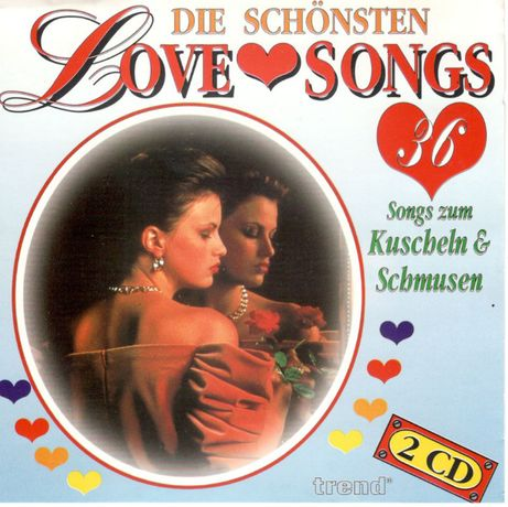 Love Songs 2 CD