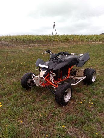 Suzuki Ltr 4 5 0  2 0 0 7 r zarejestrowany