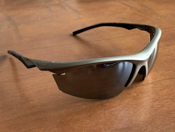 Очки Shimano EQX2-PL серебристые