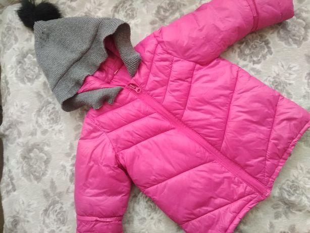 Демисезонная куртка на весну 18-24 мес