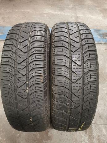 Dwie opony zimowe Pirelli 175/65R14