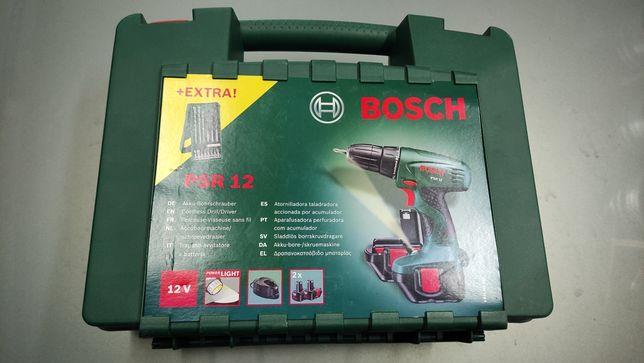 Wkrętarka Bosch PSR 12
