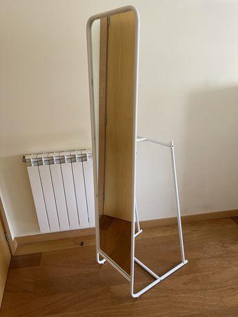 Espelho branco de corpo inteiro - IKEA