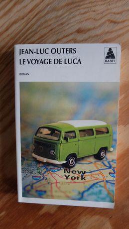 Jean-Luc Outers - Le Voyage de Luca, francuski