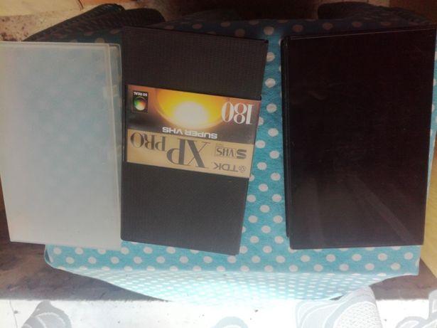 Opakowania VHS