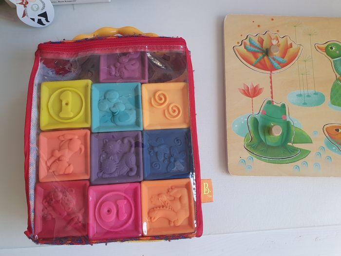 Klocki B.toys miękkie Kraków - image 1