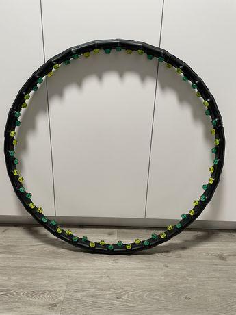 Обруч с магнитами (хулахуп, магнитный обруч)Hoop Grace Magnetic