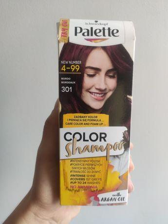 Szampon koloryzujący