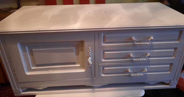 Stara szafka  z szufladkami