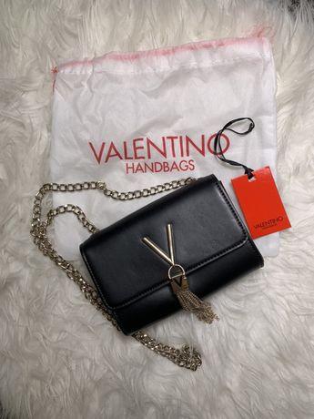 Torebka valentino czarna origynał