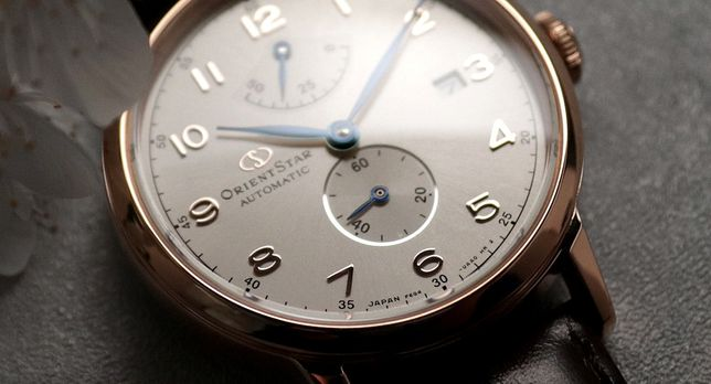 Orient Star RE-AW0003S00B Classic