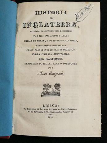 Historia de Inglaterra, Isabel Delme