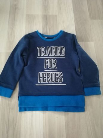 Bluza H&M, 3-4 lata, bdb +