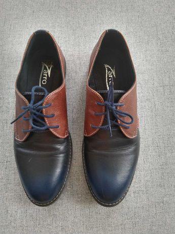 Buty komunijne / wizytowe dla chłopca Zarro rozmiar 37