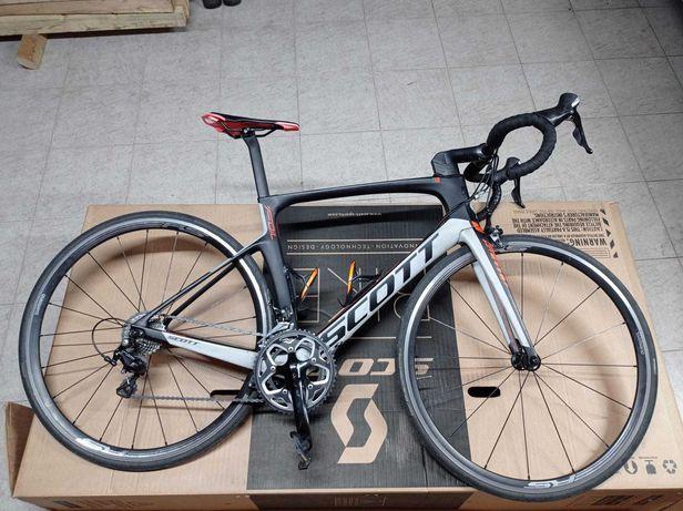 Vendo bicicleta de carbono Scott Foil 30