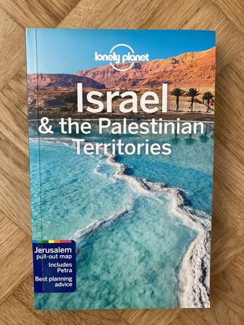 Przewodnik Izrael Lonely Planet