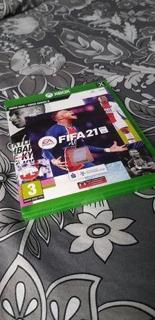 FIFA 21 PL 4K ULTRA HD na Xbox one/Xbox Series X