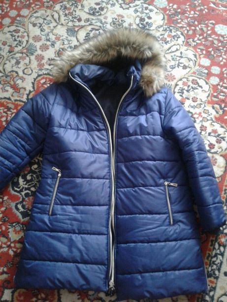 Куртка зимняя.состояние отличное.