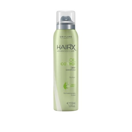 Suchy szampon HairX Advanced Care Oil Control