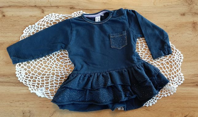Sukienka tunika 5.10.15 rozmiar 74
