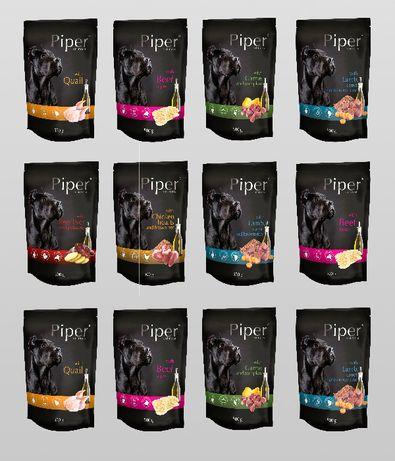 Karma mokra dla psa Piper Dolina Noteci 500g różne smaki