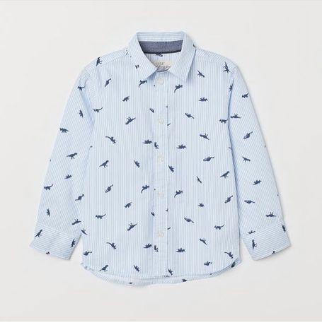 Рубашки для мальчиков H&M 92
