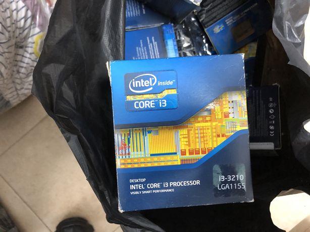 Процесор Intel i3-3210 сокет 1155 б/у