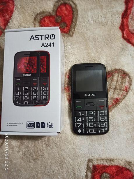 Телефон ASTRO A241