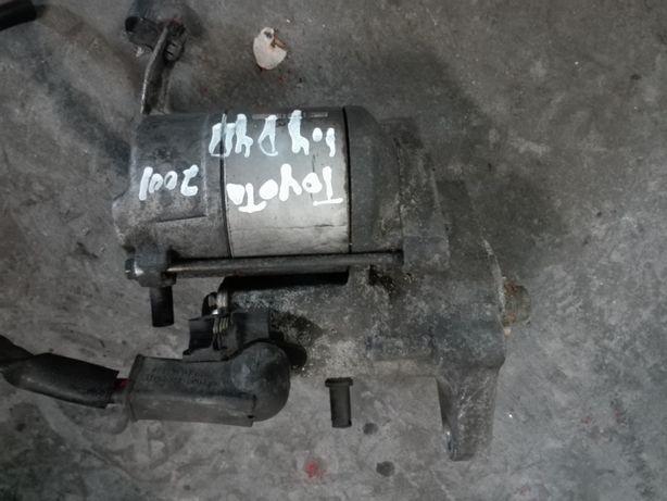 Motor de Arranque Toyota Yaris 1.4 D4D