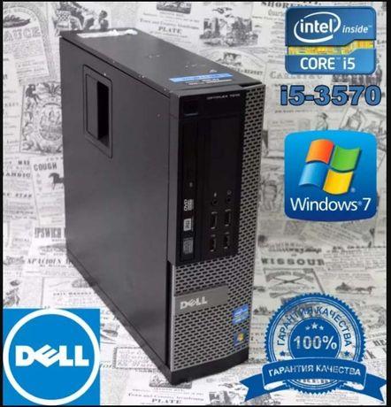 Dell 7010 SFF: i5-3470/ 4Gb RAM/120SSD(новый).Гарантия!