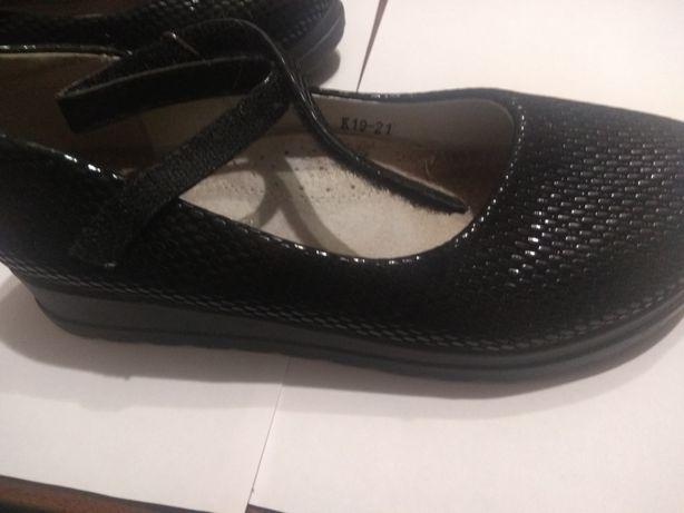 Туфли на девочку 36 размер