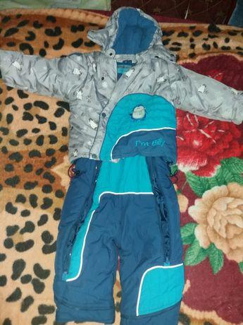 Зимний комплект для ребенка