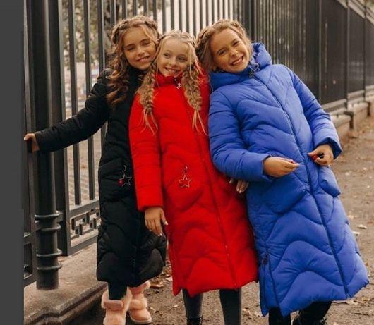 Зимняя куртка для девочки zkd-10