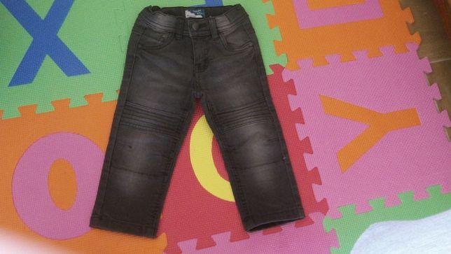 Spodnie dla chłopczyka roz 74/80