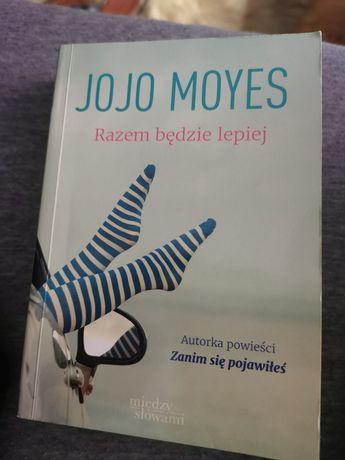 Książka Razem będzie lepiej Jojo Moyes