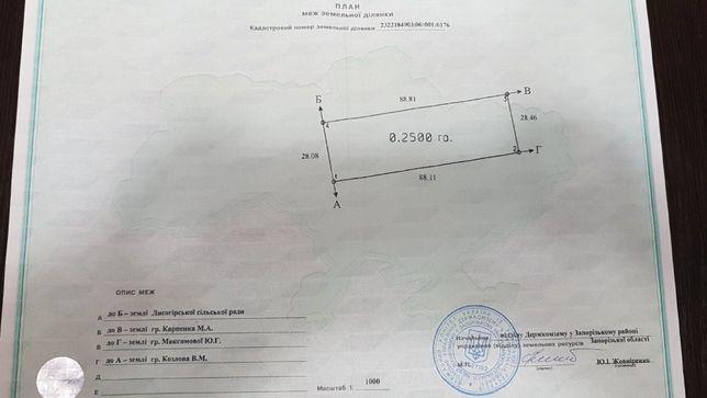 Земельный участок с. Каневское, 40 соток