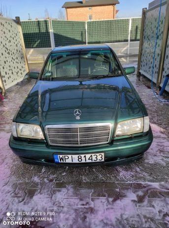 Mercedes-Benz Klasa C Mercedes Benz C200 W202
