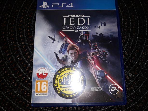 Star Wars Jedi Upadły Zakon ps4