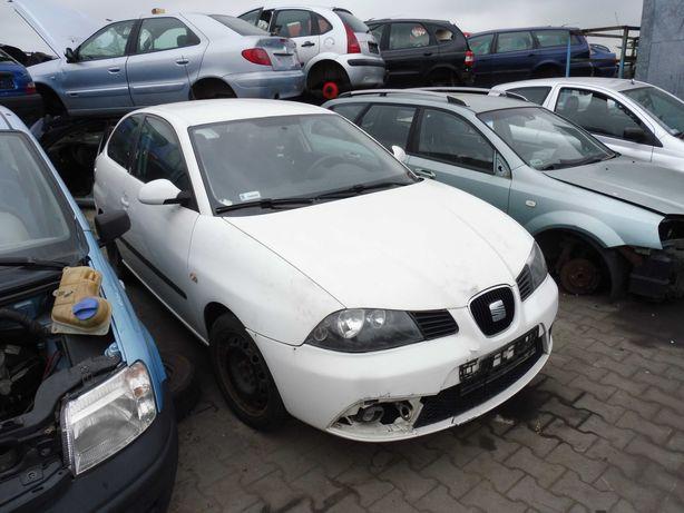 Seat Ibiza III 3D 1.4 TDI BNM Maska Zderzak Klapa Lampa Reflektor LB9A