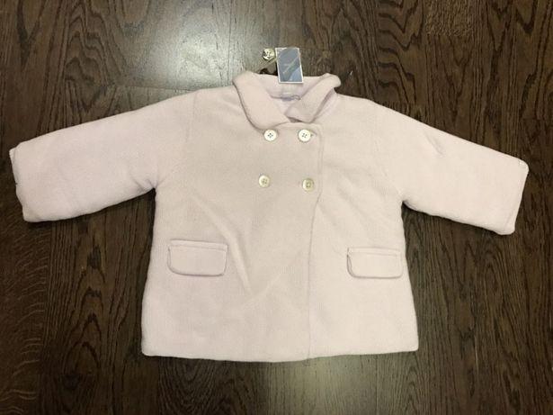 Пальто Jacadi для девочки 6мес (67см)