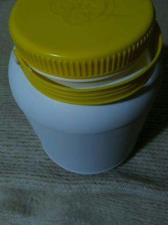 Бидон 2 литра и 3,5 литра из пластика