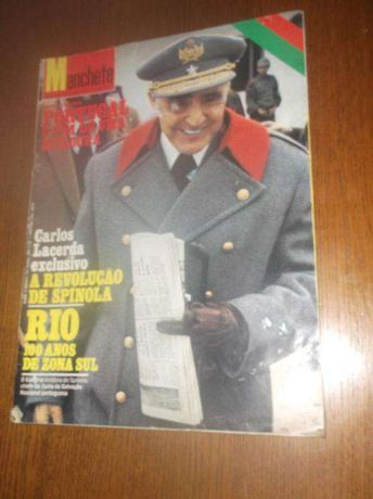 Revista manchete 1974