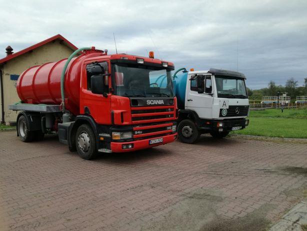 Usługi Asenizacyjne Wywóz szamba nieczystości płynnych